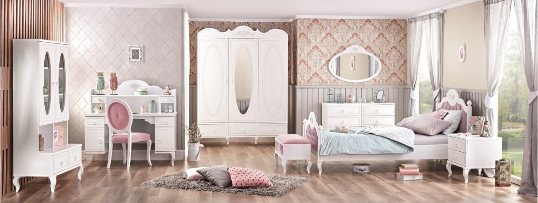 Παιδικά Δωμάτια για κορίτσια