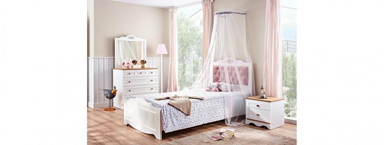 Παιδικά κρεβάτια για κοριτσια
