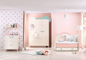 Βρεφικό δωμάτιο Unicorn